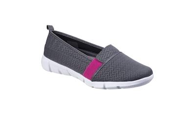 Fleet & Foster Slip-On Sneaker »Damen Leinen Sommerschuhe« kaufen