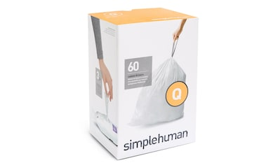 simplehuman Müllbeutel passgenaue Müllbeutel Nachfüllpack code Q kaufen