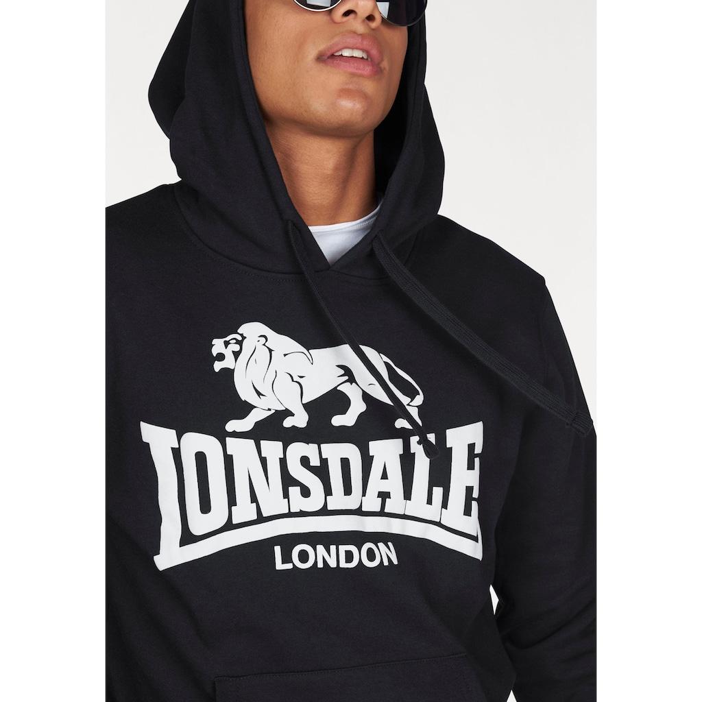 Lonsdale Kapuzensweatshirt »GOSPORT«