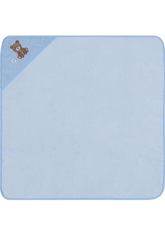 Egeria Kapuzenhandtuch »Teddy Bear«, (1 St.), mit Stickerei kaufen
