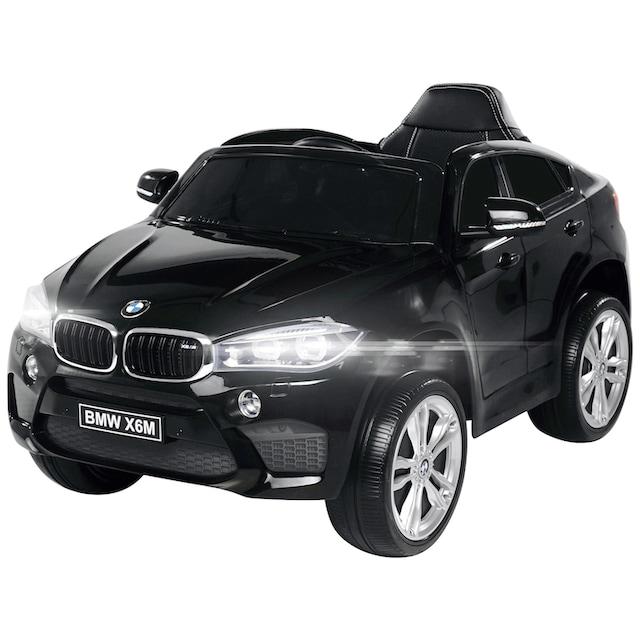MIWEBA Elektro-Kinderauto »BMW X6M F16«, für Kinder ab 3 Jahre, 12 V