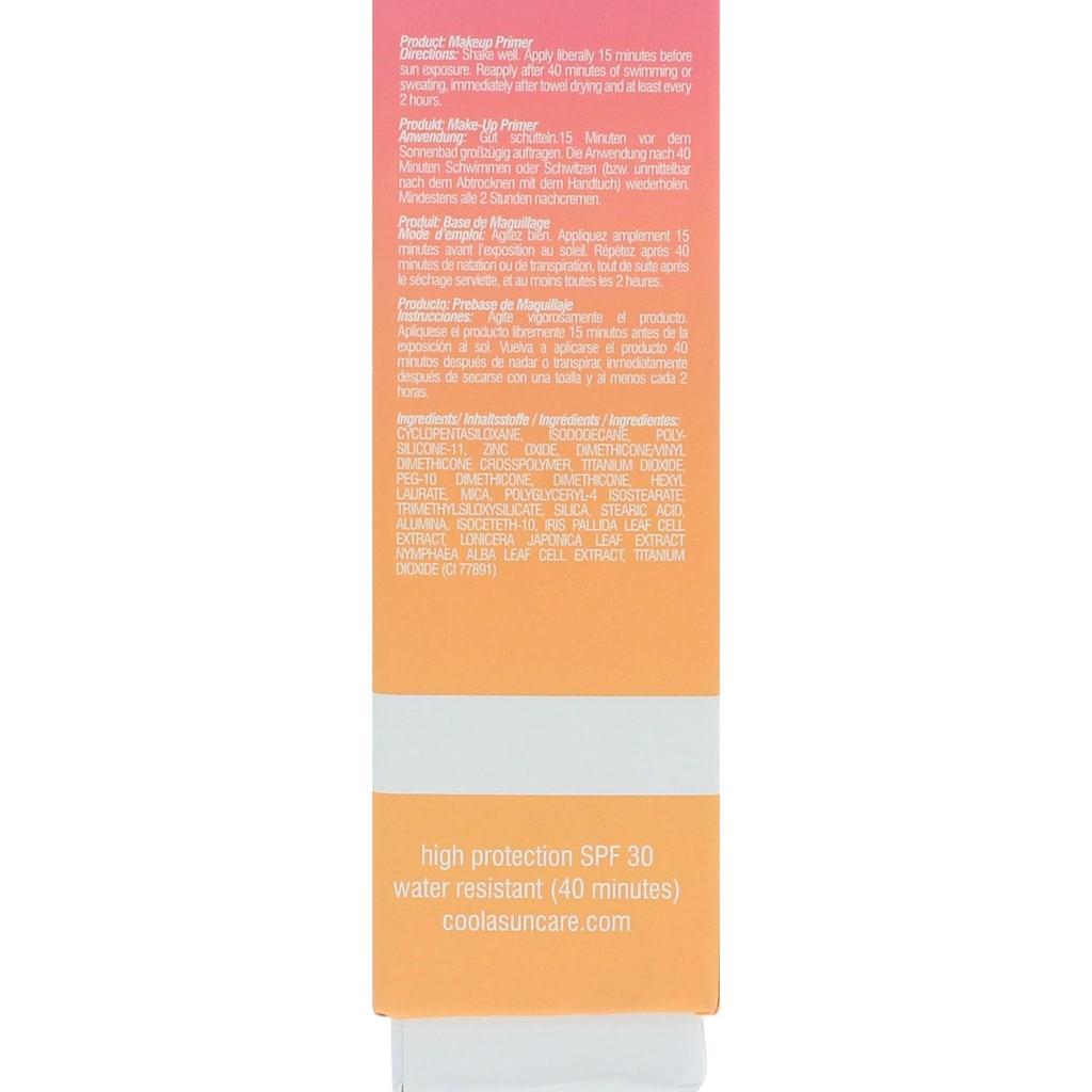 """COOLA Primer """"Mineral Makeup Primer SPF30 Unscented"""""""