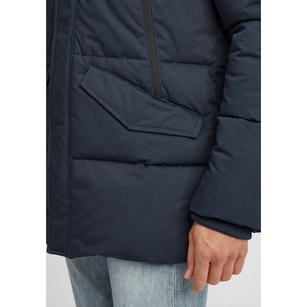 Indicode Parka »Cavert«, modische Winterjacke mit Kapuze