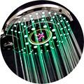 Sanilo Handbrause, LED Duschkopf mit Temperaturanzeige