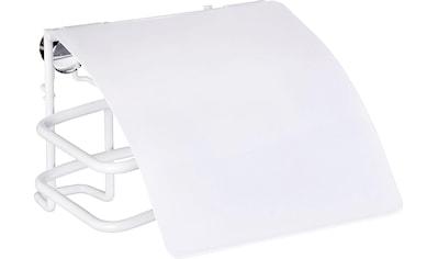 WENKO Toilettenpapierhalter »Classic Plus«, mit Deckel kaufen