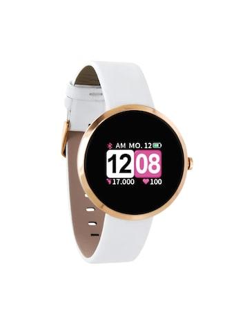 X-Watch Smartwatch »SIONA COLOR FIT« (, Die smarte Fitnessuhr für die modebewusste Frau kaufen