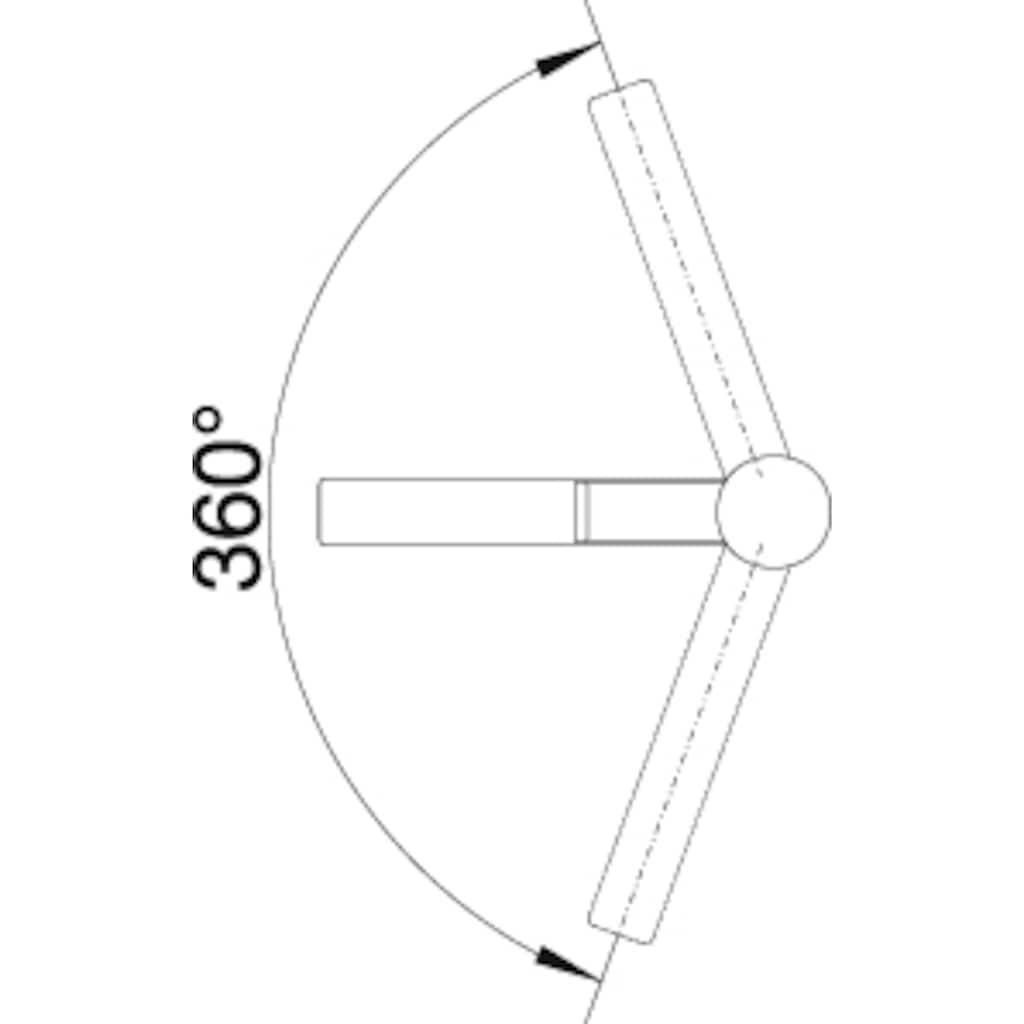 Blanco Küchenarmatur »ZENOS«, Hochdruck