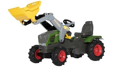 Rolly Toys Tretfahrzeug »Fendt 211 Vario«, Kindertraktor mit Lader und Luftbereifung kaufen