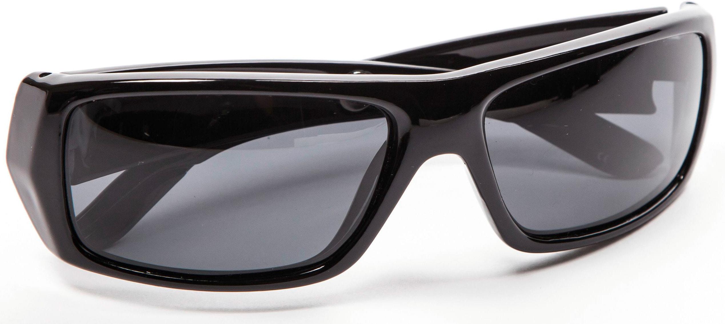 Polaryte HD Sonnenbrille Damenmode/Schmuck & Accessoires/Accessoires/Sonnenbrillen/Eckige Sonnenbrille