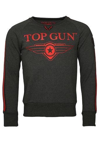 TOP GUN Sweatshirt »Streak« kaufen
