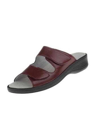 Natural Feet Pantolette »Leonie«, mit bequemem Fußbett kaufen