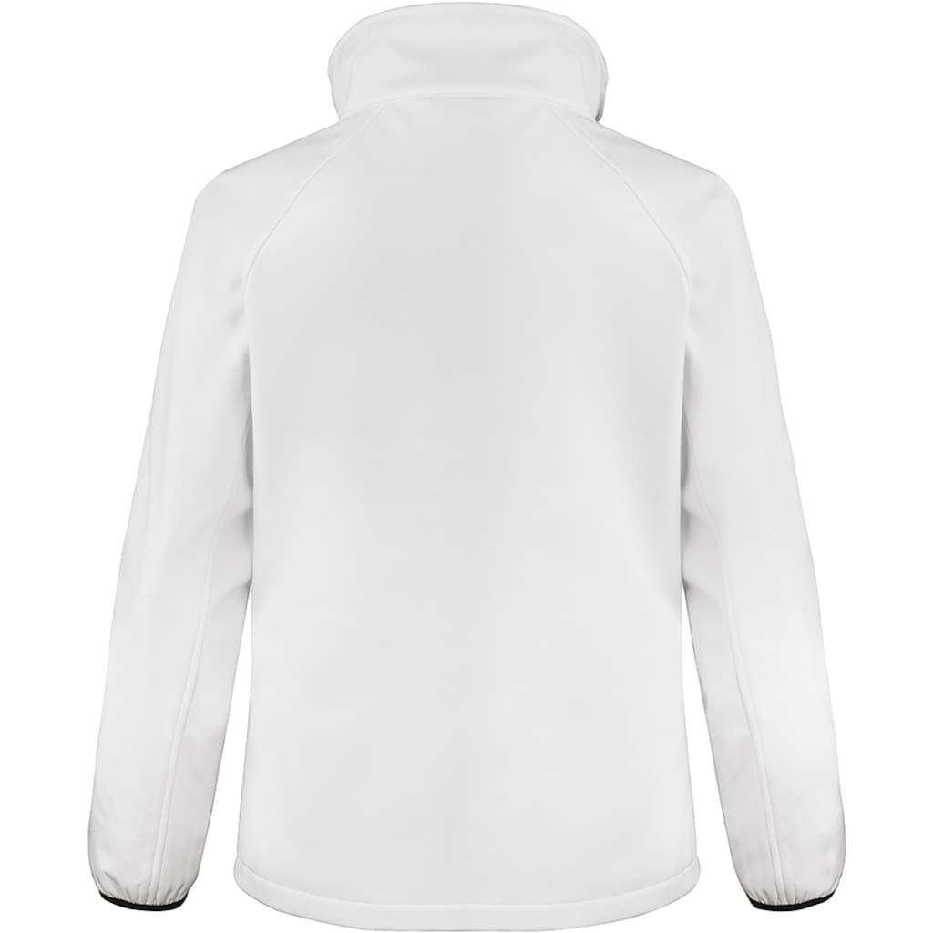 Result Softshelljacke »Core Damen Softshell-Jacke, bedruckbar«