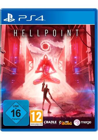 PlayStation 4 Spiel »Hellpoint«, PlayStation 4 kaufen