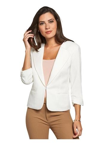 Lady Jersey - Blazer mit extravaganter Noppenstruktur kaufen