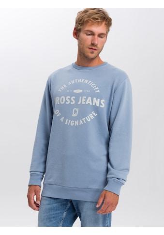 Cross Jeans® Sweater »25259«, Sportlicher Sweater kaufen