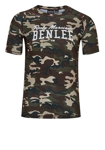 Benlee Rocky Marciano T - Shirt in Military - Optik »DEERFIELD« kaufen