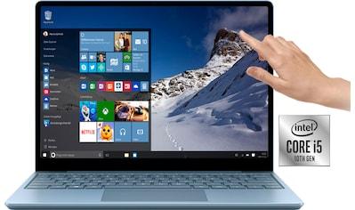 Microsoft Notebook »Surface Laptop Go i5 - 256/8GB eisblau«, (256 GB SSD) kaufen