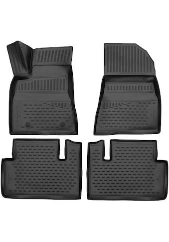 WALSER Passform-Fußmatten »XTR«, (4 St.), für Toyota RAV 4 IV Bj 12/2012 - Heute kaufen