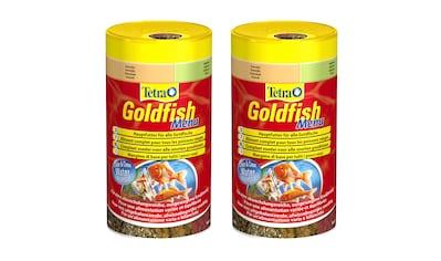 TETRA Fisch - Flockenfutter »Goldfish Menu«, 2x250 ml kaufen