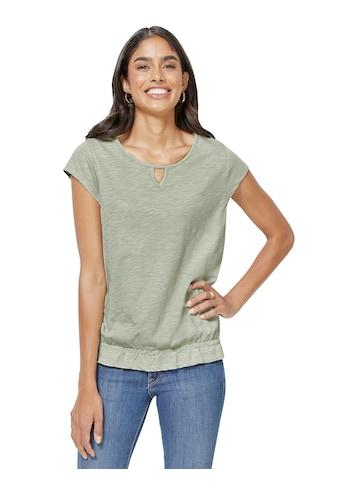 Classic Inspirationen Shirt in sommerliche Struktur kaufen