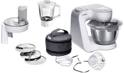 BOSCH Küchenmaschine »CreationLine MUM58227«, 1000 W, 3,9 l Schüssel kaufen