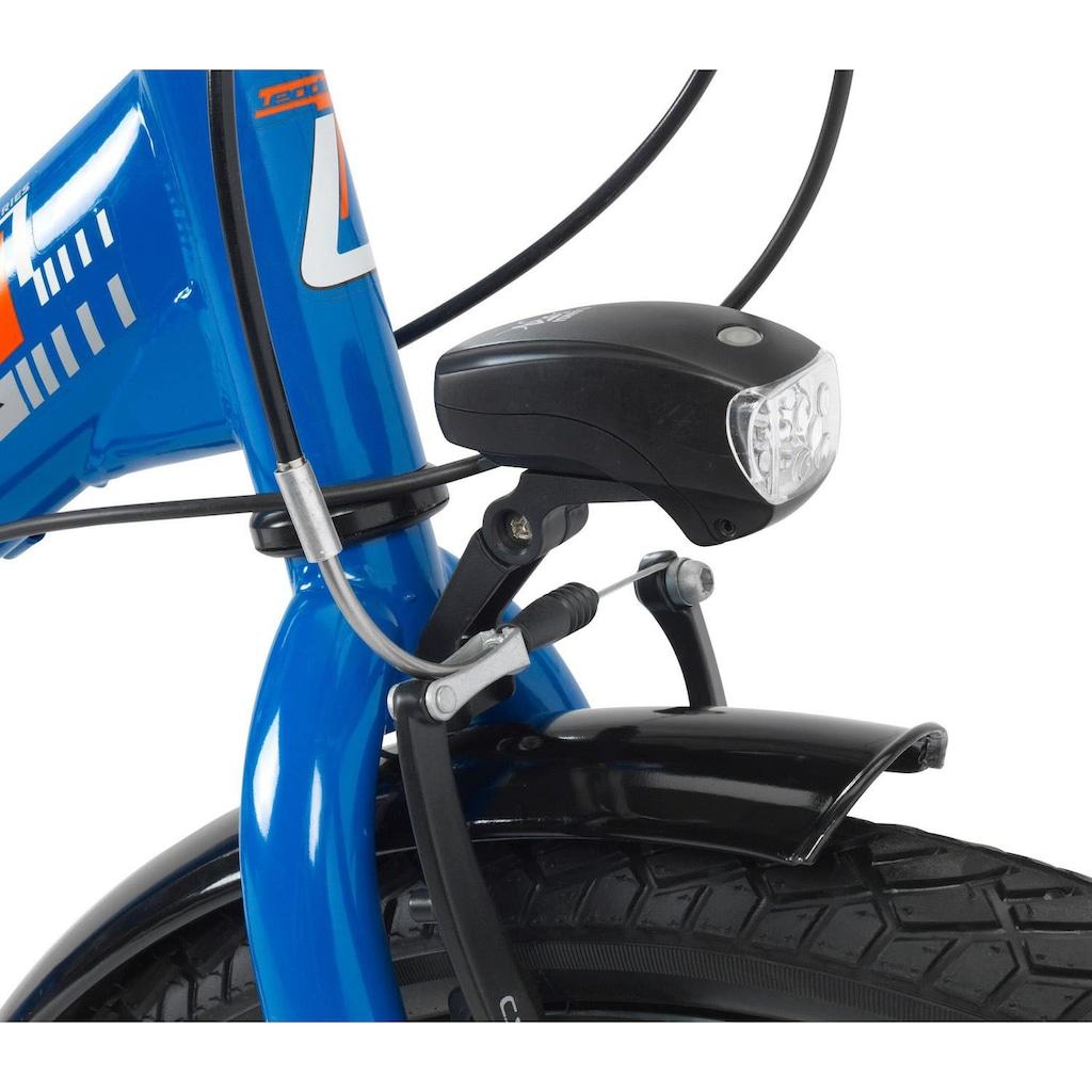 Leader Jugendfahrrad »Racing Robby«, 6 Gang Shimano Tourney Schaltwerk, Kettenschaltung