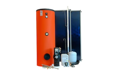 SUNSET Set: Solaranlagen »SUNone 3S/1«, für 2 bis 4 Personen im Haushalt kaufen