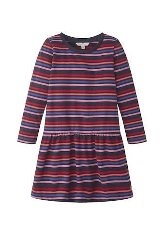 TOM TAILOR Sommerkleid »Gestreiftes Kleid« kaufen