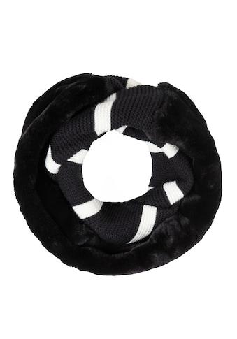 Codello XL - Loop aus Fake Fur & Strick kaufen