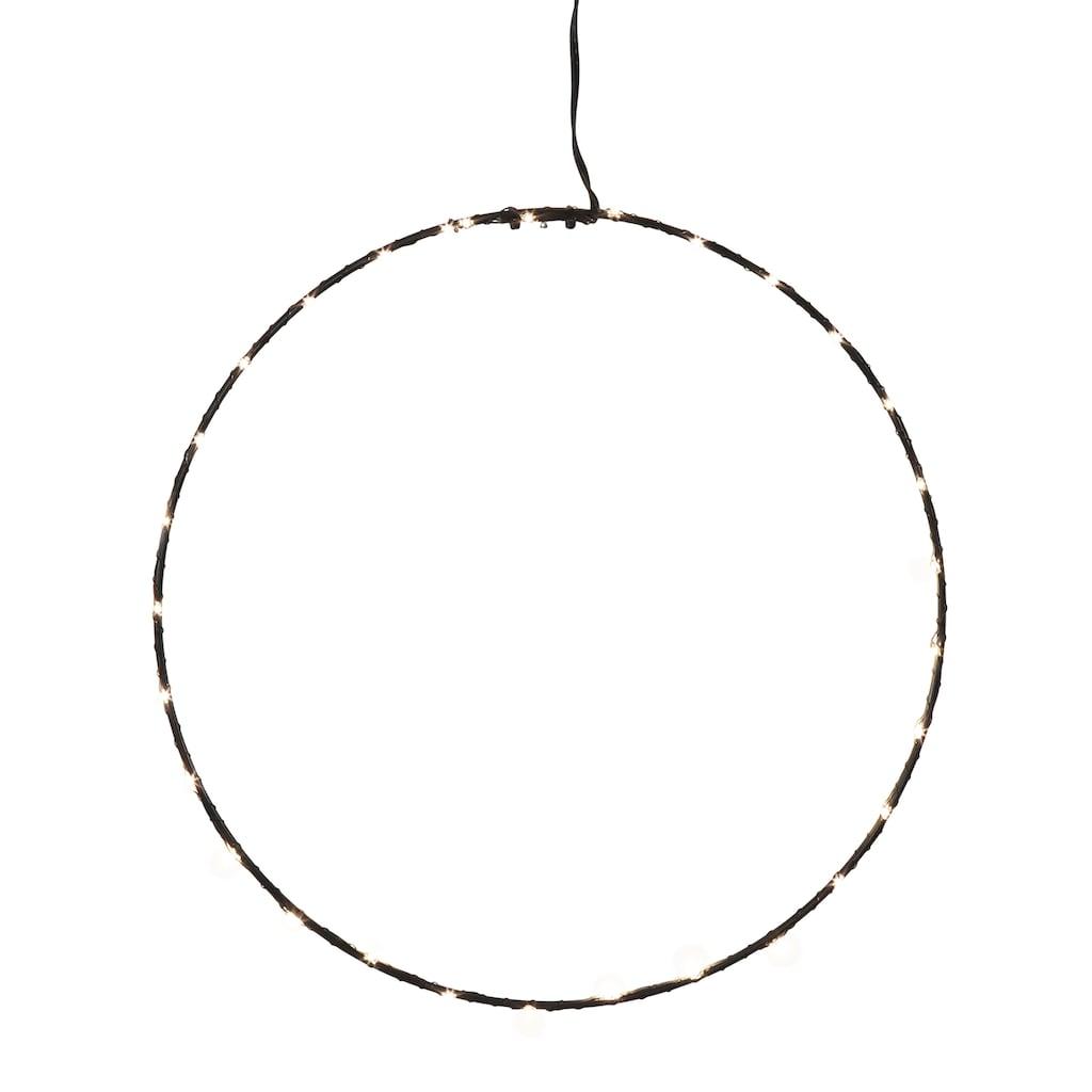 AM Design LED Dekolicht »Kreis«, Warmweiß