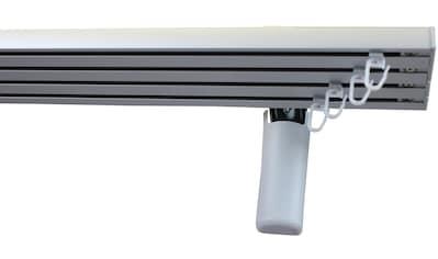Gardinenschiene, »Flächenvorhangschiene 2  -  5 lauf, spezial«, GARESA, Wunschmaßlänge kaufen