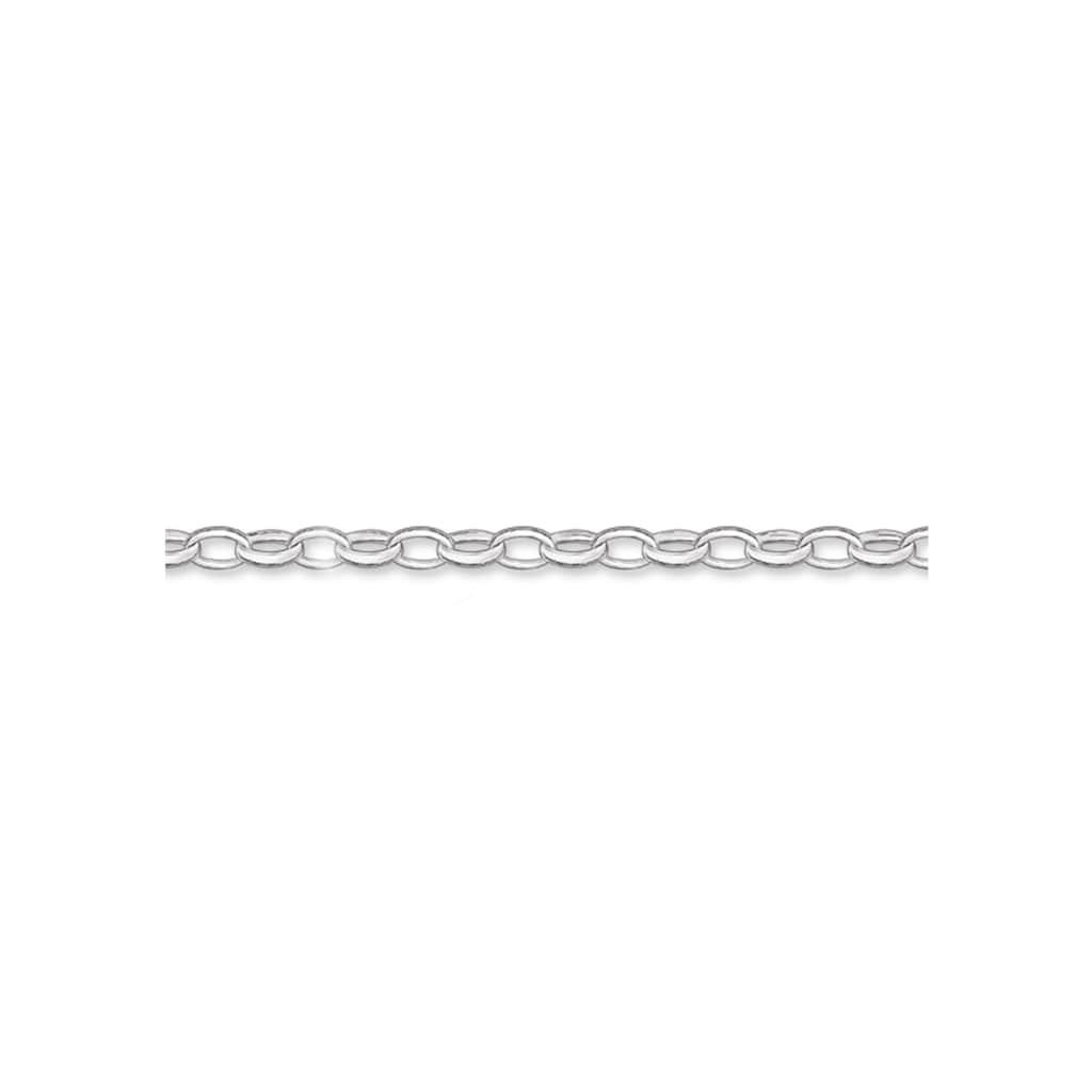 THOMAS SABO Fußkette »CHARM-FUSSKETTE CLASSIC, X0034-001-12-S, M«