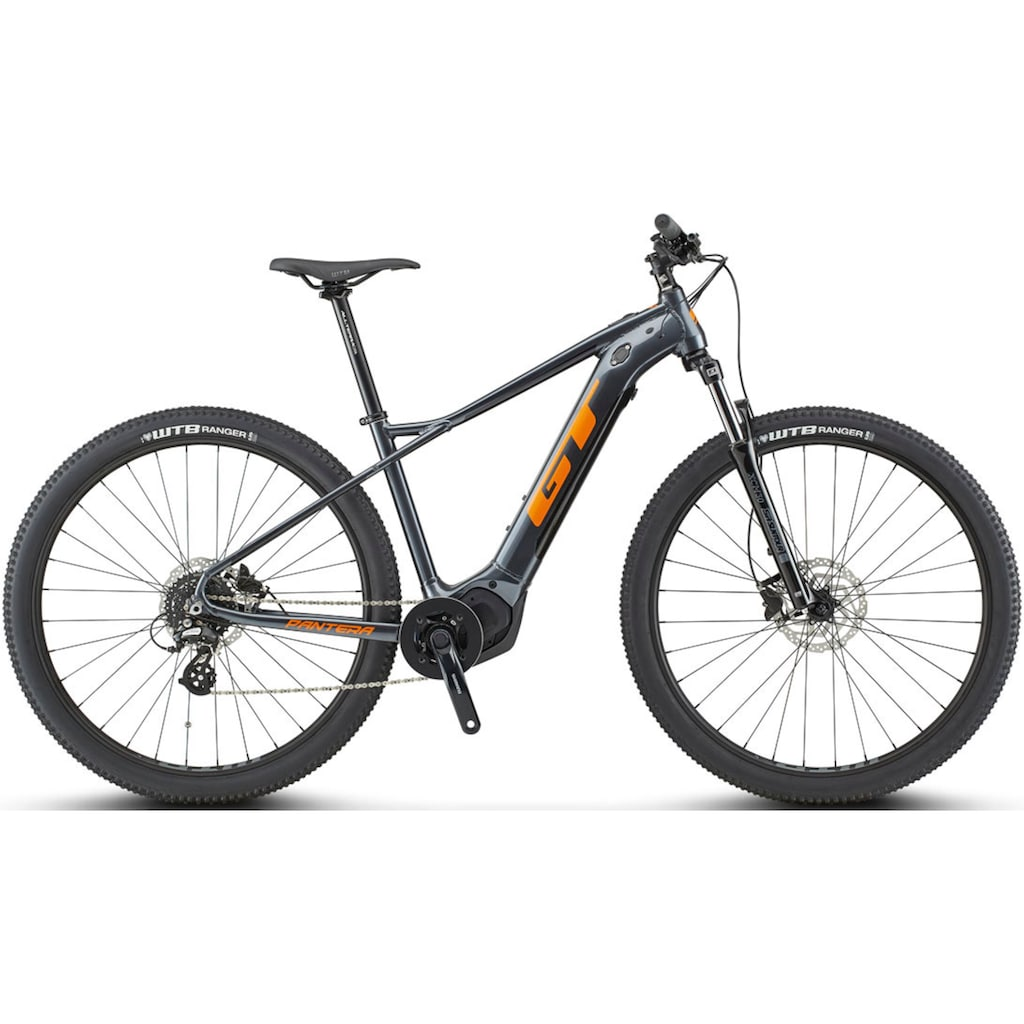 GT E-Bike »ePantera Dash«, 8 Gang, Shimano, Altus, Mittelmotor 250 W