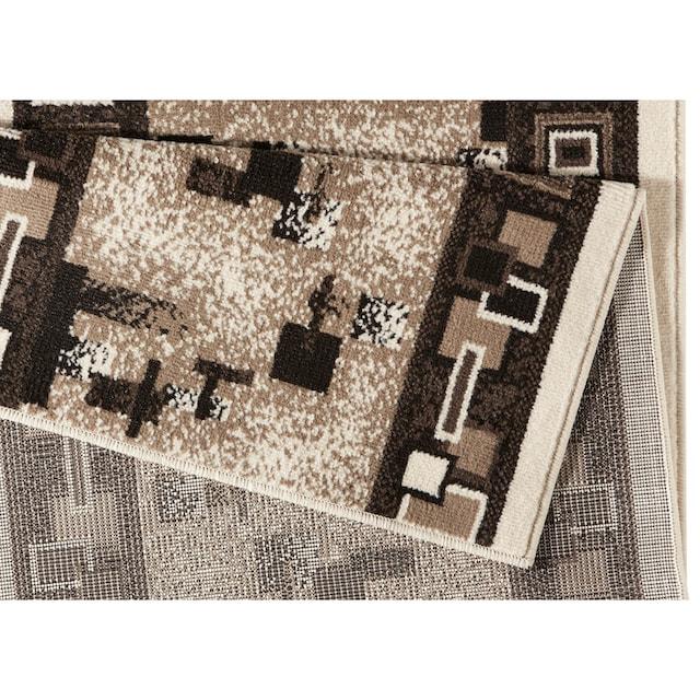 Läufer, »Cube«, HANSE Home, rechteckig, Höhe 9 mm, maschinell gewebt