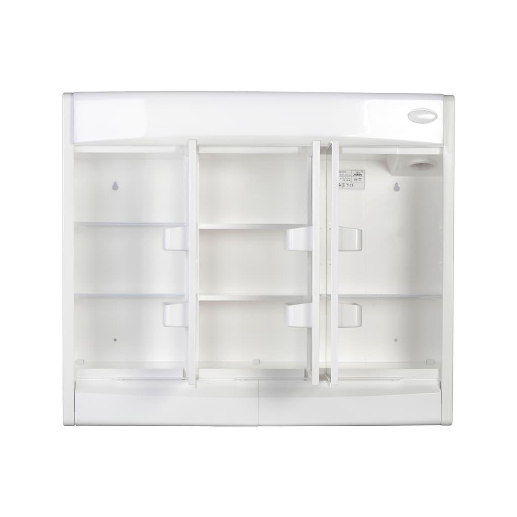 jokey Spiegelschrank »Saphir«, weiß, 60 cm Breite
