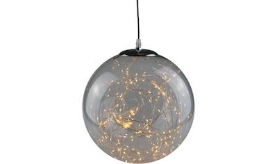 AM Design LED Dekolicht »Lichterglanz«, LED Kugel aus Glas kaufen