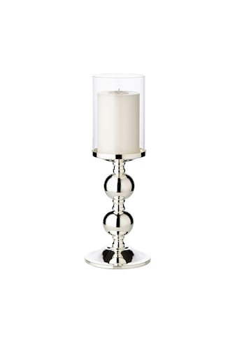 EDZARD Kerzenleuchter »Bamboo«, versilbert und anlaufgeschützt kaufen