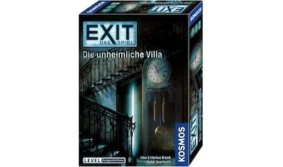 """Kosmos Spiel, """"EXIT  -  Die unheimliche Villa"""" kaufen"""