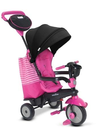 smarTrike® Dreirad »Swing DLX, pink« kaufen