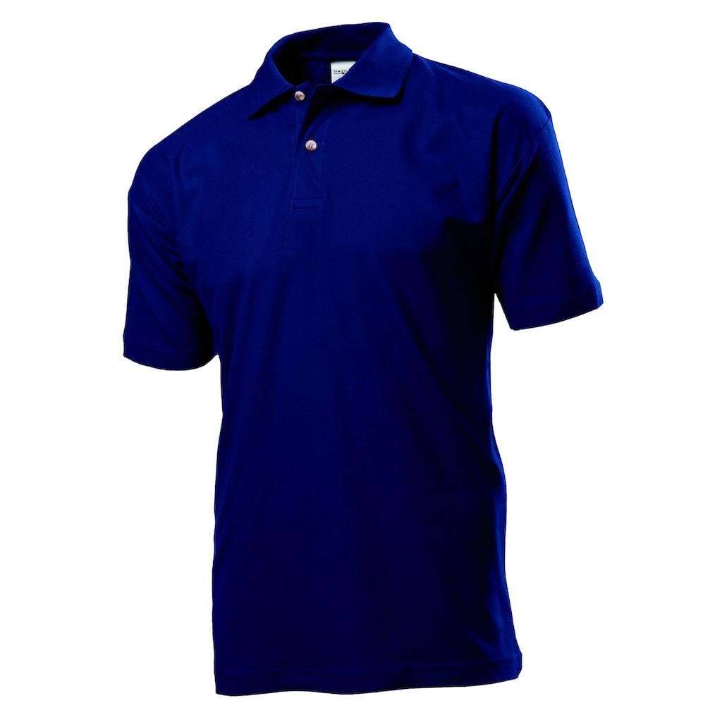 Stedman Poloshirt, im klassischen Look