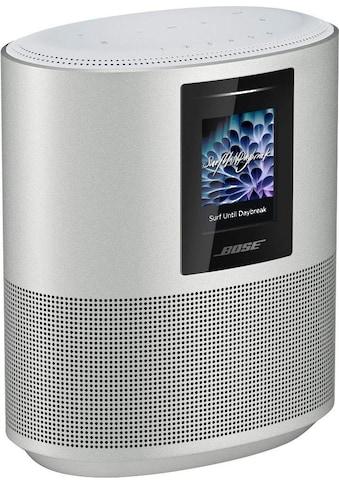 Bose »Home Speaker 500« Sprachgesteuerter Lautsprecher (Bluetooth, WLAN (WiFi)) kaufen