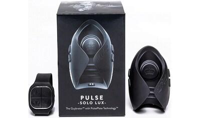 Hot Octopuss Masturbator »Pulse Solo Lux«, Mit Fernbedienung kaufen