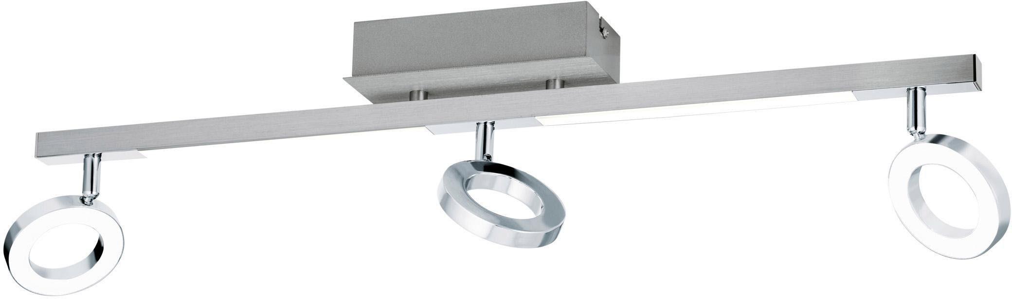 EGLO LED Deckenspots CARDILLIO 1, LED-Board, Warmweiß, LED Deckenleuchte, LED Deckenlampe