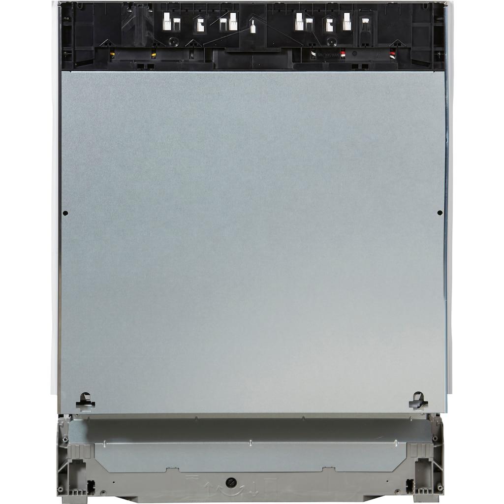 SIEMENS vollintegrierbarer Geschirrspüler »iQ300 SN636X00EE«, iQ300, SN636X00EE, 9,5 l, 13 Maßgedecke