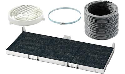 BOSCH Umluftmodul DSZ4565, Zubehör für Dunstabzugshauben mit Umluftbetrieb kaufen