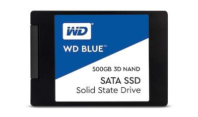 Western Digital Blue SSD 3D NAND 2,5Zoll SATA kaufen