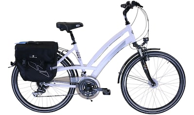 Performance Trekkingrad, 24 Gang, Shimano, ACERA RDM360 Schaltwerk, Kettenschaltung kaufen