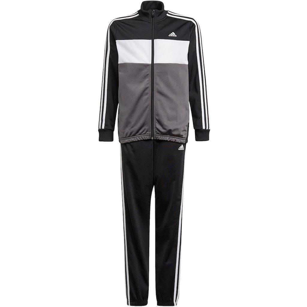 adidas Performance Trainingsanzug »ADIDAS BOYS ESSENTIALS TIBERIO TRACKSUIT«