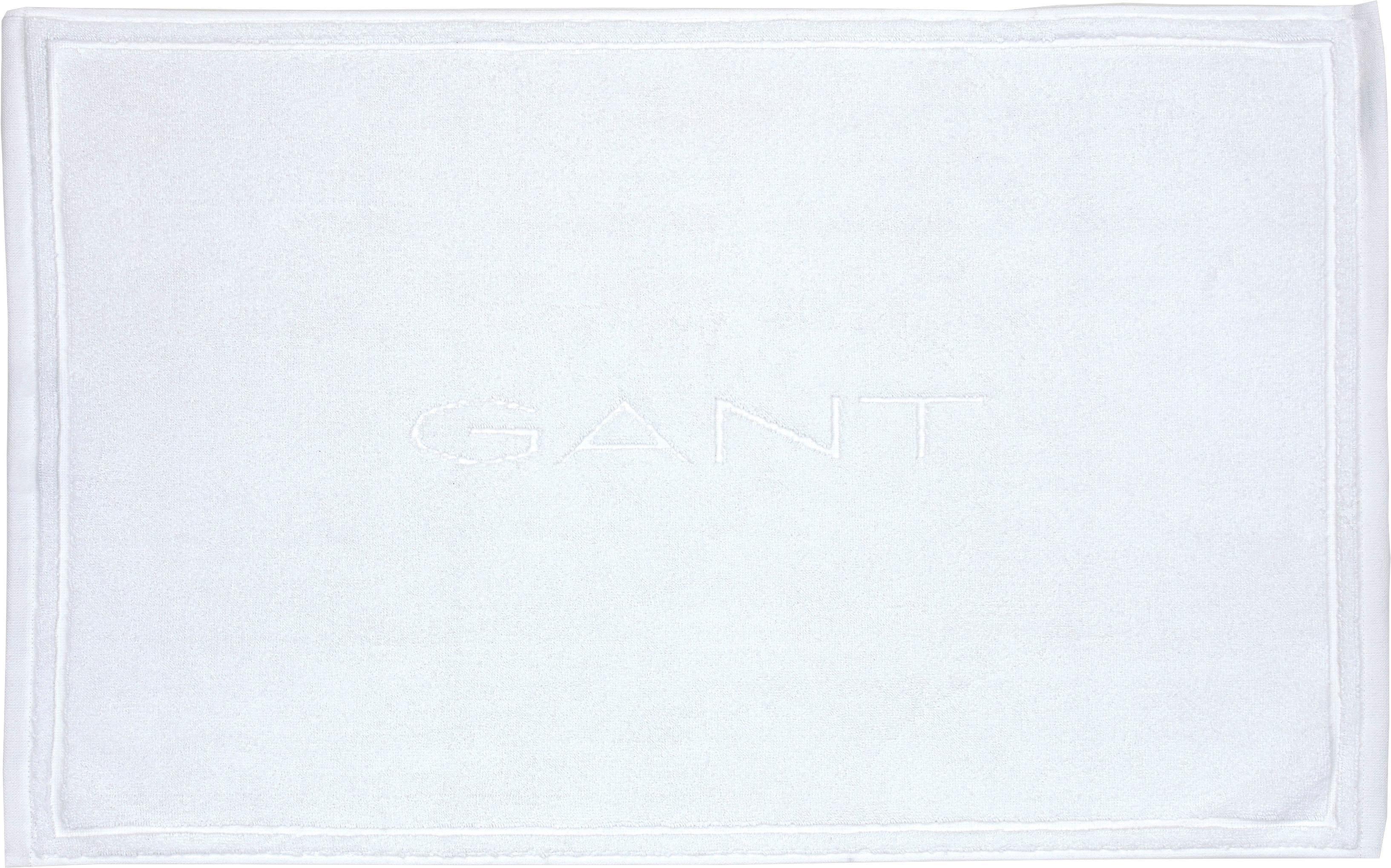 Badematte Showermat Gant Höhe 5 mm strapazierfähig