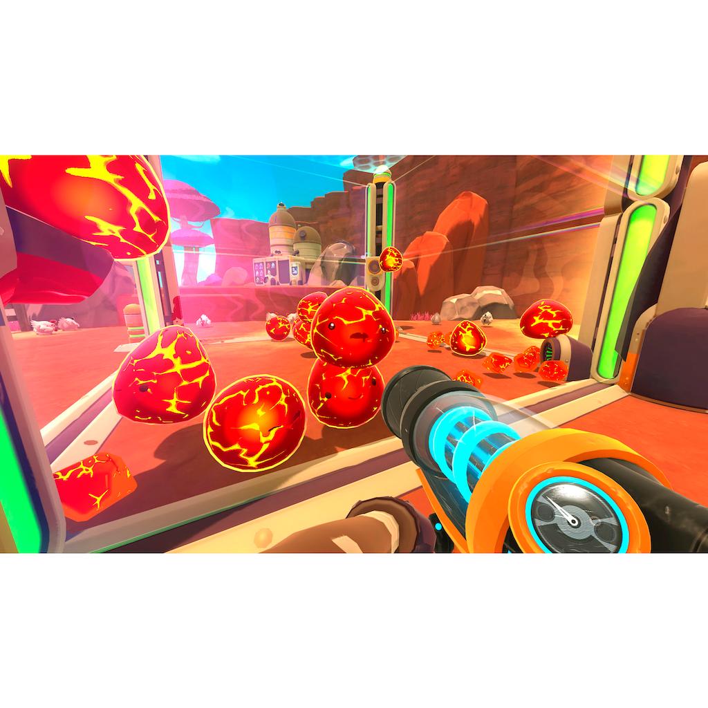 Skybound Games Spiel »Slime Rancer«, Xbox One